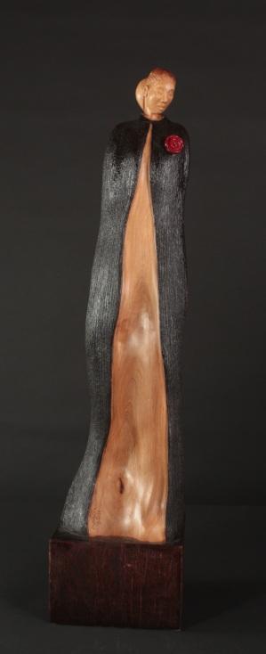 Irene Cypress Knee H26″ W8″ D8″