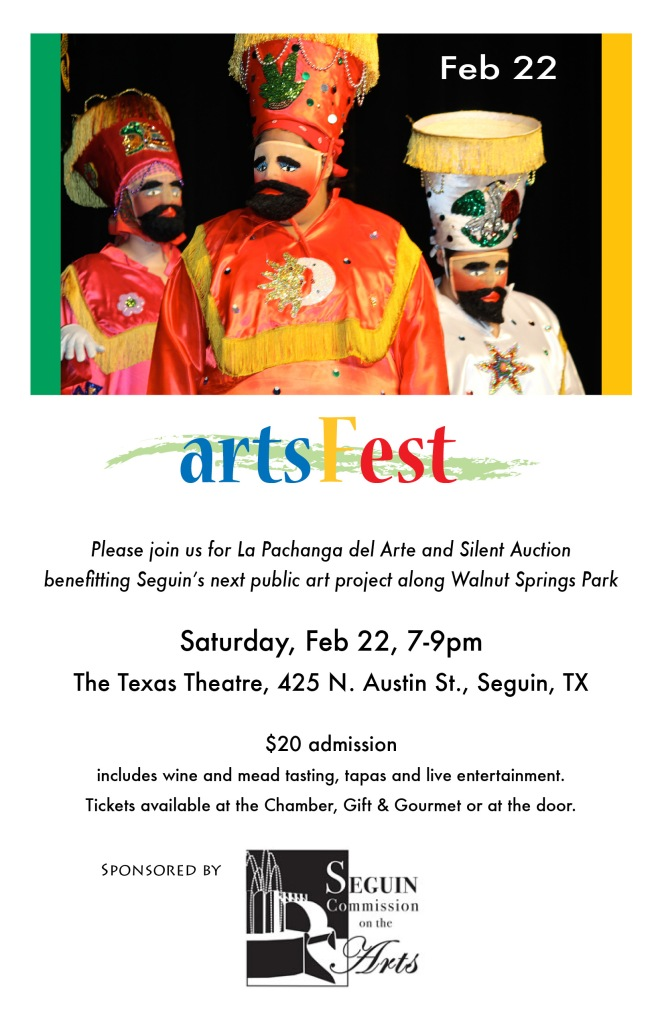 ArtsFest 2014 Invitation