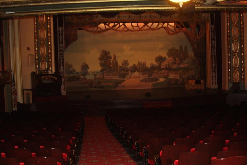 The Vaudeville Stage