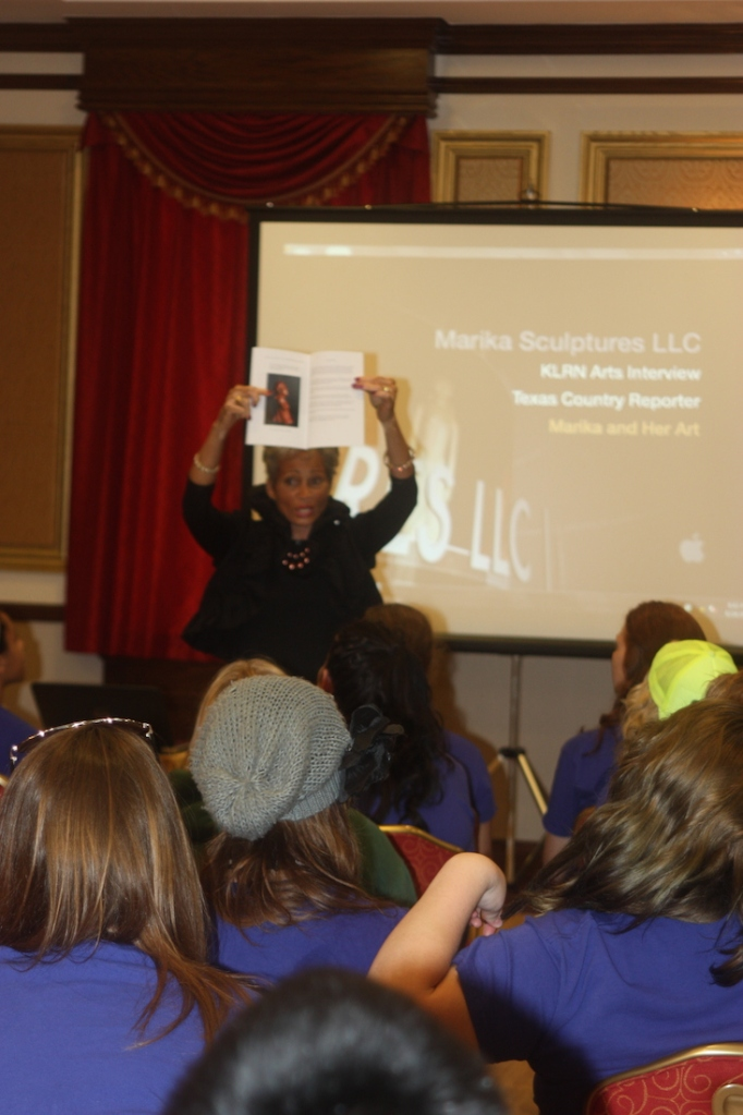 Presentation to Upward Bound Students